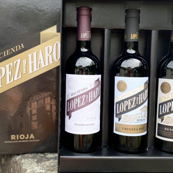 Lopez de Haro giftbox