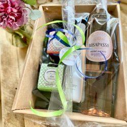Moederdag rosapasso iO olijfolie Saboreal